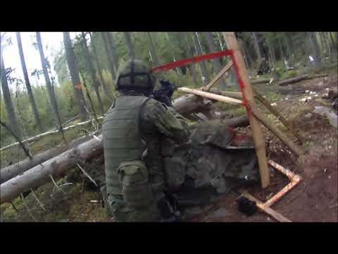 Finnish Reservist 3gun / SRA EH-RES Cup 4 2016 Stage 3