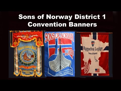 Sons of Norway Banners