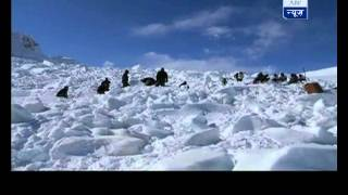 Siachen avalanche: A soldier
