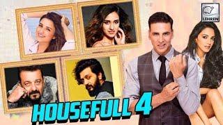 HOUSEFULL 4   Movie 2019   FULL Star Cast Revealed   Disha Patani, Akshay Kumar   लहरें गपशप