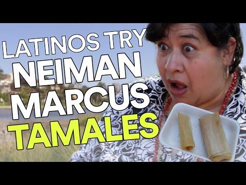 Latinos Try Tamales from Neiman Marcus - mitú