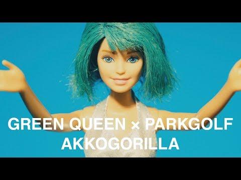 あっこゴリラ「GREEN QUEEN × PARKGOLF」