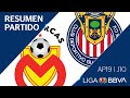 Resumen y Gol | Morelia vs Guadalajara | Jornada 10 - Apertura 2019 | Liga BBVA MX