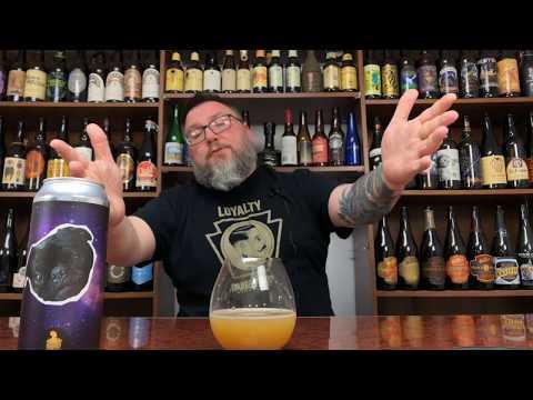 Massive Beer Reviews 1495 Listermann Brewing Yoda Potato Strikes Back NEIPA