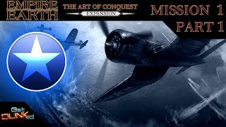 Empire Earth: The Art of Conquest - Pacific - Mission 1 - Part 1/2