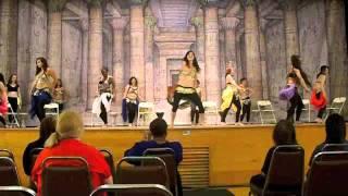 Spring Caravan 2011 - Reggae Bellydance Fusion - Groovefit