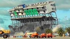 Daytona International Speedway Skybox - Controlled Demolition, Inc.
