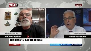 18 Dakika - Merdan Yanardağ & Emre Kongar (21 Ağustos 2017) | Tele1 TV