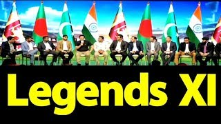 #SalaamCricket18 Grand Finale: Legends XI On One Stage - From Gavaskar To Harbhajan, Akram To Misbah