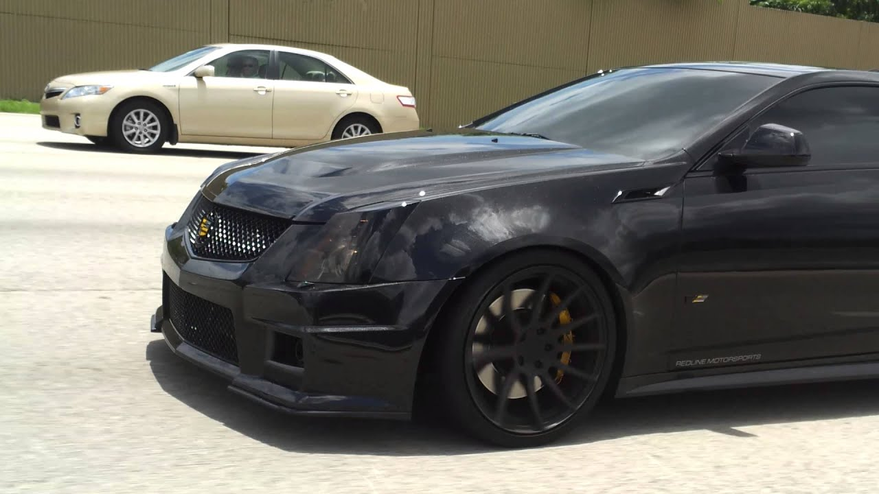 Murtha Cts V Coupe Youtube