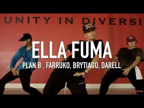 """""""Ella Fuma"""" Plan B  - Cultura Choreography"""