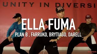 &quotElla Fuma&quot Plan B - Cultura choreography