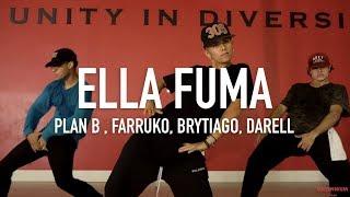 Ella Fuma Plan B - Cultura choreography