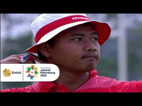 Sebuah Perjuangan Riau Ega Agata Dalam Cabang Olahraga Panahan   Asian Games 2018