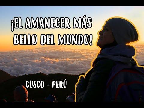PAUCARTAMBO - CUSCO: EL AMANECER MÁS BELLO DEL MUNDO | MPV