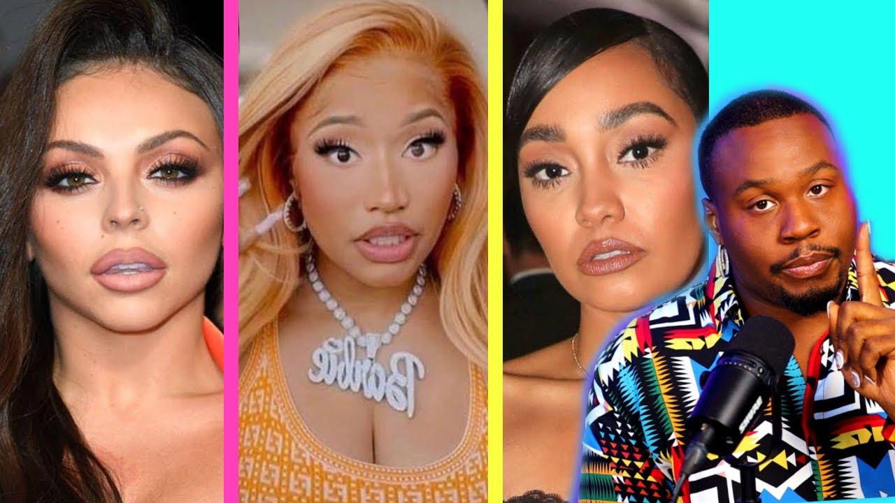 "Nicki Minaj & Jesy Nelson Defends ""BLACKFISHING""!?.... Lets Talk"