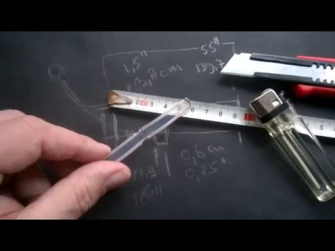 How Do You Make A J Pole Antenna For The 2 Meterband
