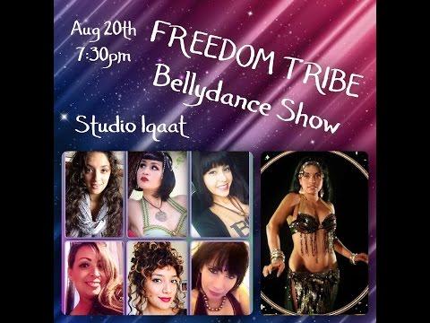 Freedom Tribe Bellydance Showcase