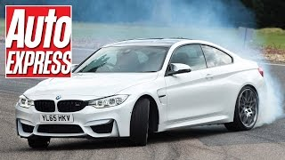 BMW M4 Competition Pack review: Bavaria's ultimate drift machine?