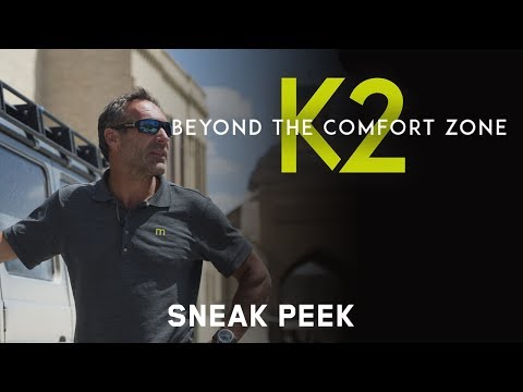 Mike Horn Talks About Danger - K2: Beyond the Comfort Zone Mp3