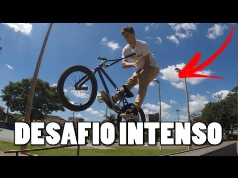 FUI DESAFIADO PELO MAIOR CANAL DE BMX DO BRASIL ?