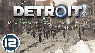 DEMONSTRACJA SIŁ || Detroit: Become Human [#12]