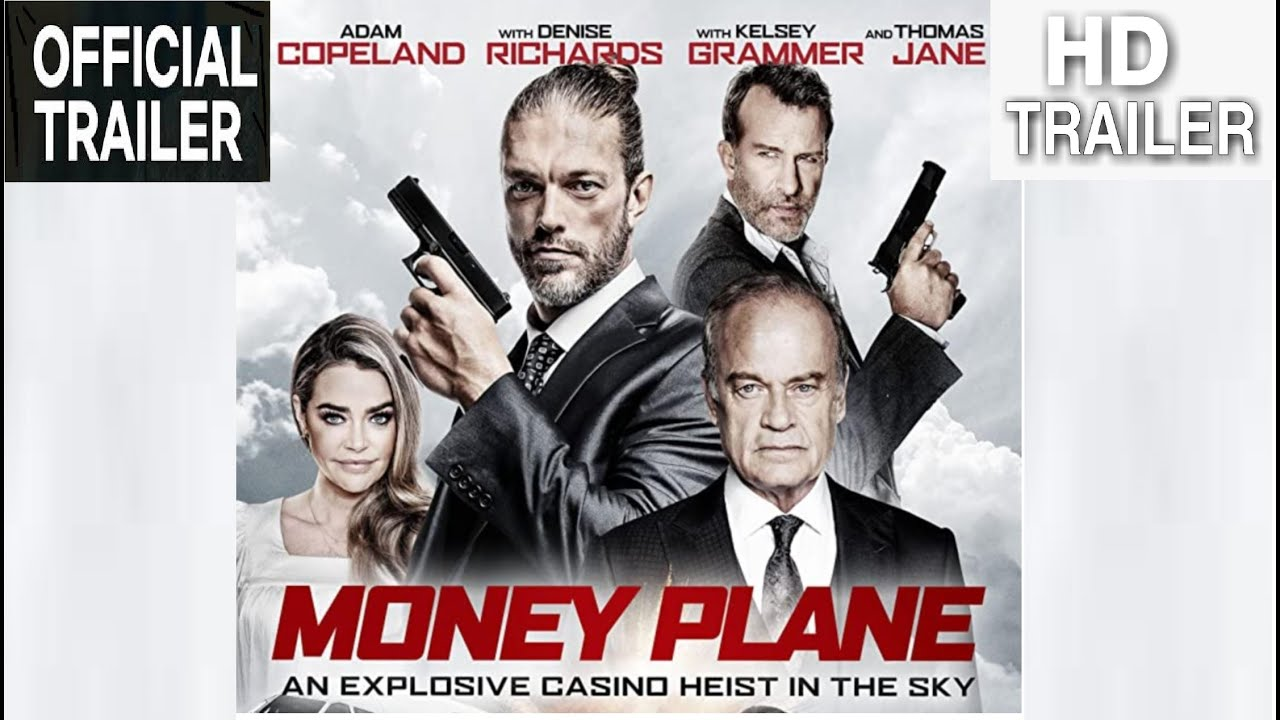 WATCH - MONEY PLANE - Netflix FUIL