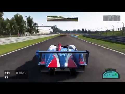 Project CARS - PS4 - Audi R8 LMP 900 Oreca Team (DLC) - Test