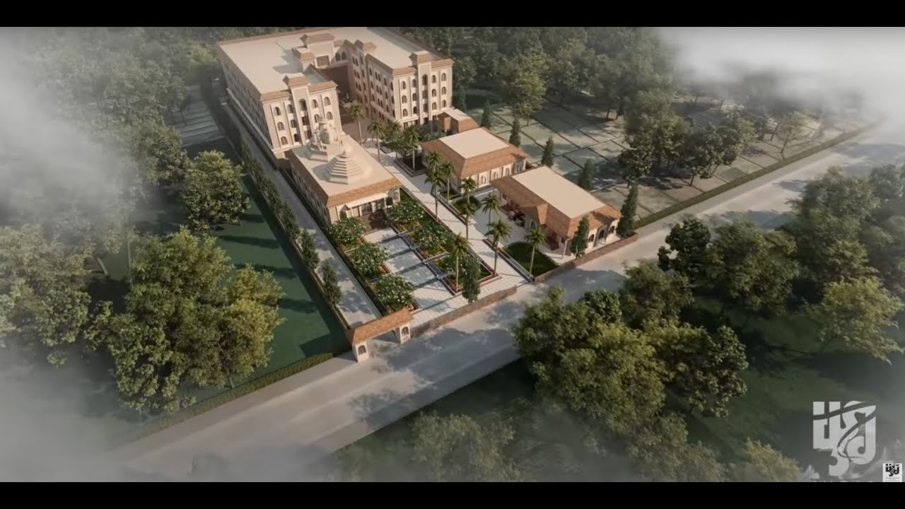 living room design rajasthani  ETHNIC RAJASTHANI INDIAN HOTEL 3D ANIMATION WALK-THROUGH RENDERING ...