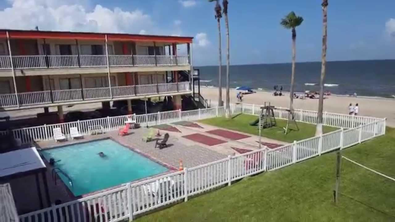 Corpus Christi Beach Sea Shell Inn Motel June 13 2017