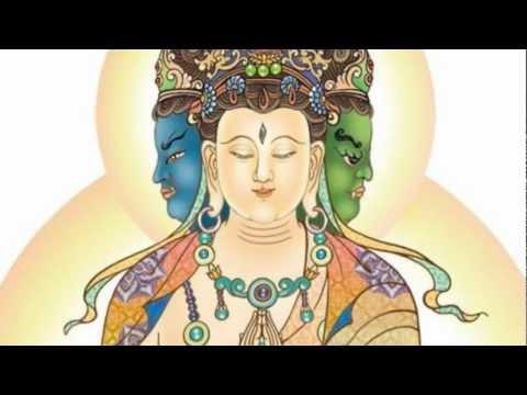 The Mantra Of Bodhisattva Cundi