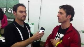 .ME Domain interviews Sonar at TC Disrupt
