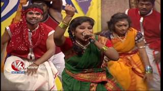 Renuka Yellamma Song | Telangana Folk Songs | Dhoom Thadaka | V6 News