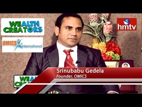 OMICS International Founder Srinubabu Gedela Special Interview | Wealth Creators | hmtv News