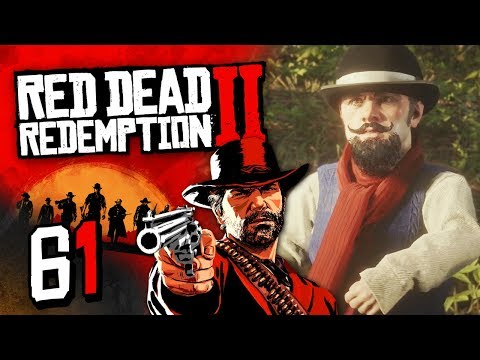 """[61] """"She's A Witch!!"""" Red Dead Redemption 2 w/ TheKingNappy!"""