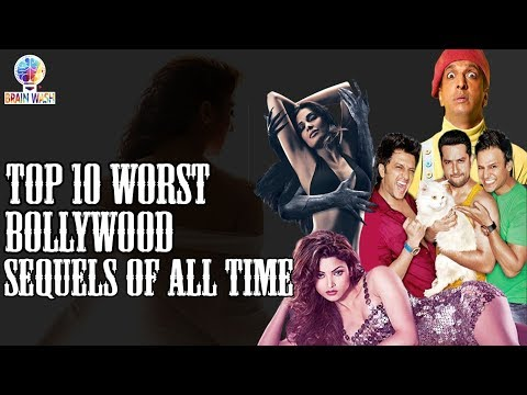 Top 10 Worst Sequels of All Time | Top 10 | Brain Wash
