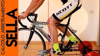 Ciclismo: Arretramento Sella