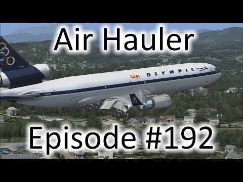 FSX | Air Hauler Ep. #192 - Dubai to Sochi | MD-11