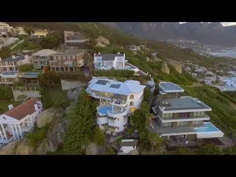 Eagles Rock 6 Bedroom Luxury  Villa Cape Town, Bantry Bay