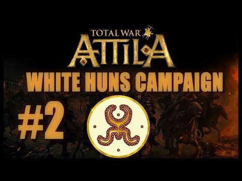 Total War: Attila - White Huns Campaign #2
