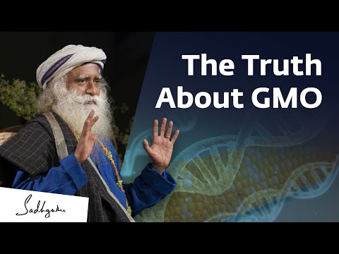 Are Genetically Modified Foods Safe? - Dr. Devi Shetty with Sadhguru