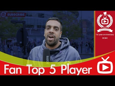 Arsenal Top 5 Favourite Players - Kugans Selection - ArsenalFanTV.com