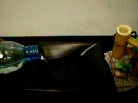 armar fuente de agua feng shui