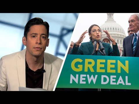 Knowles SHREDS The Green New Deal