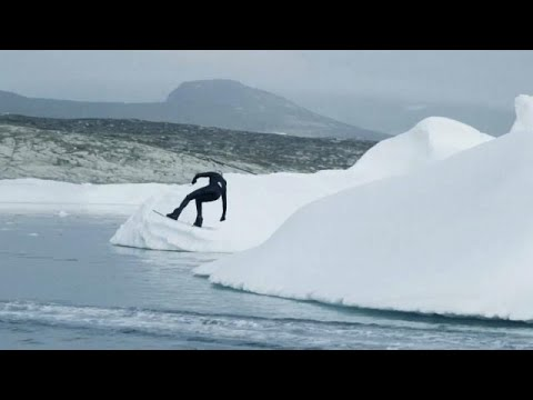 Adrenalina no gelo