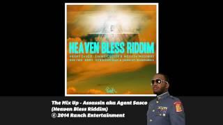 Mix Up - Assassin aka Agent Sasco (Heaven Bless Riddim) Official Audio