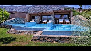 Blue Sea Beach Hotel 5 Greece Krit обзор отеля Супер номера со своим бассейном