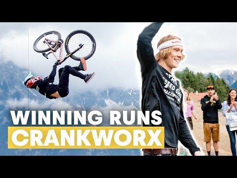 The Winning Runs From Innsbruck   Crankworx Slopestyle 2019