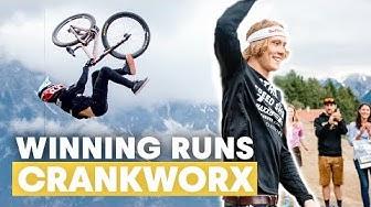 The Winning Runs From Innsbruck | Crankworx Slopestyle 2019