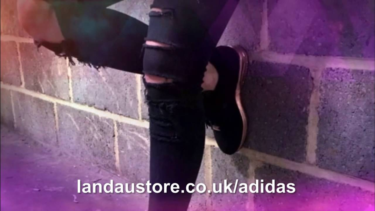 4bb59918a Adidas ZX Flux Trainers for Women - From Landau Store - YouTube